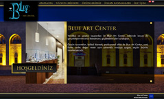 BLUE ART CENTER