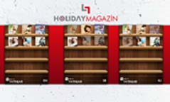 HOLIDAY MAGAZİN