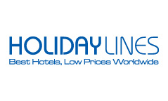 HOLIDAY LINES LOGO TASARIMI