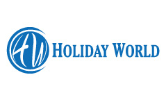 HOLIDAY WORLD LOGO TASARIMI