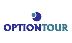 OPTION TOUR LOGO TASARIMI