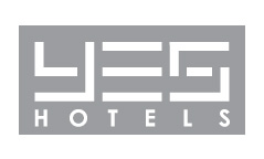 YES HOTELS LOGO TASARIMI